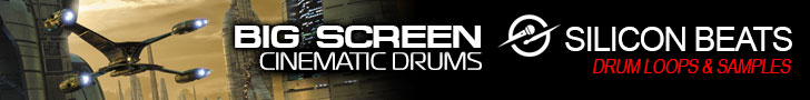 Cinematic Drum Samples - Big Screen Beats