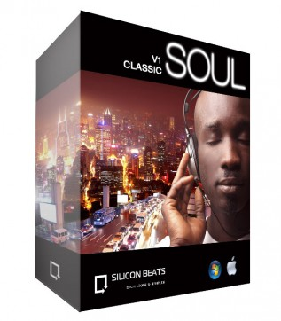 Classic Soul Drum Loops and Fills for that Motown Sound