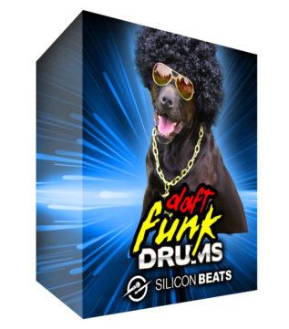 Daft Funk Drums - Funky Drum Loops