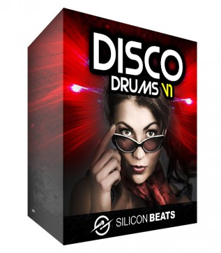 'Disco Drum Loops V1' Sample Pack for Producers