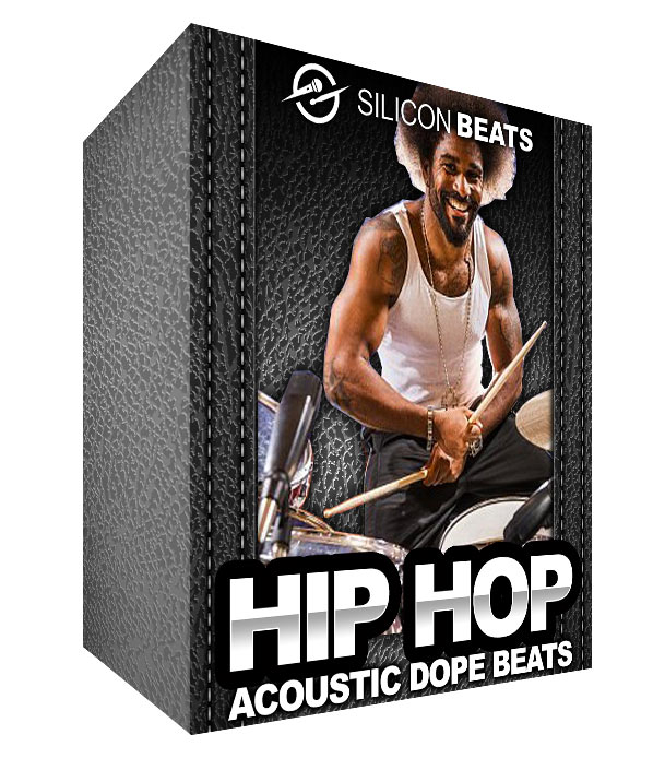 Live Acoustic Hip Hop Drum Loops