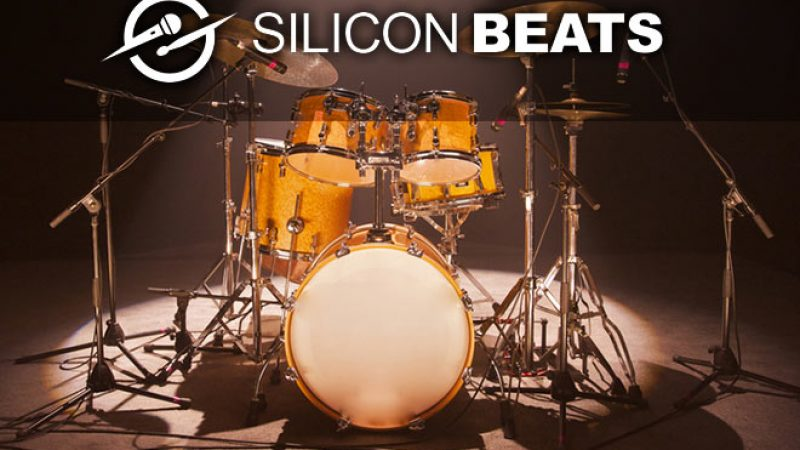 Drum Loops and Drum Samples - It's What We Do at Silicon Beats