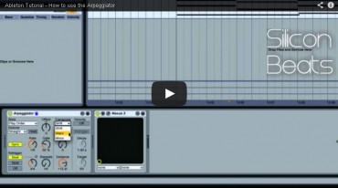 How to use Abletons Arpeggiator