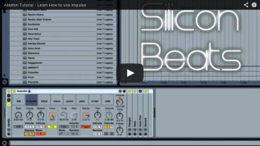 How to use Abletons 'Impulse' Drum Sampler