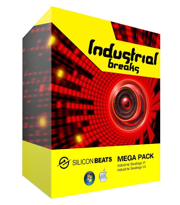 Industrial Drum Loops