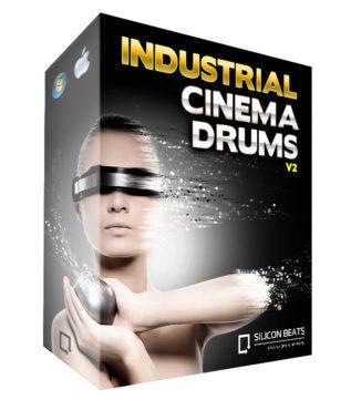 Cinema Samples - Industrial Drum Loops