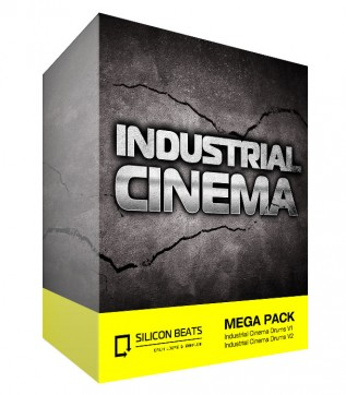 Industrial Cinematic Drums