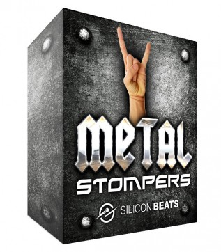 Metal Stompers V1 - Metal Drum Loops
