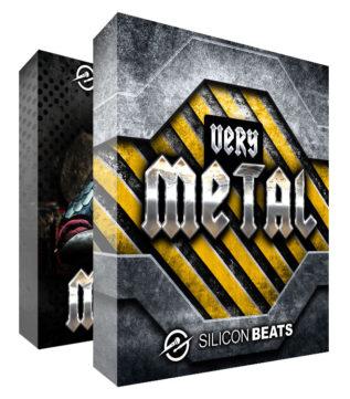 Metal Drum Loops - Metal Essentials