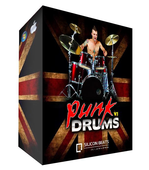 Punk Drum Loops V1