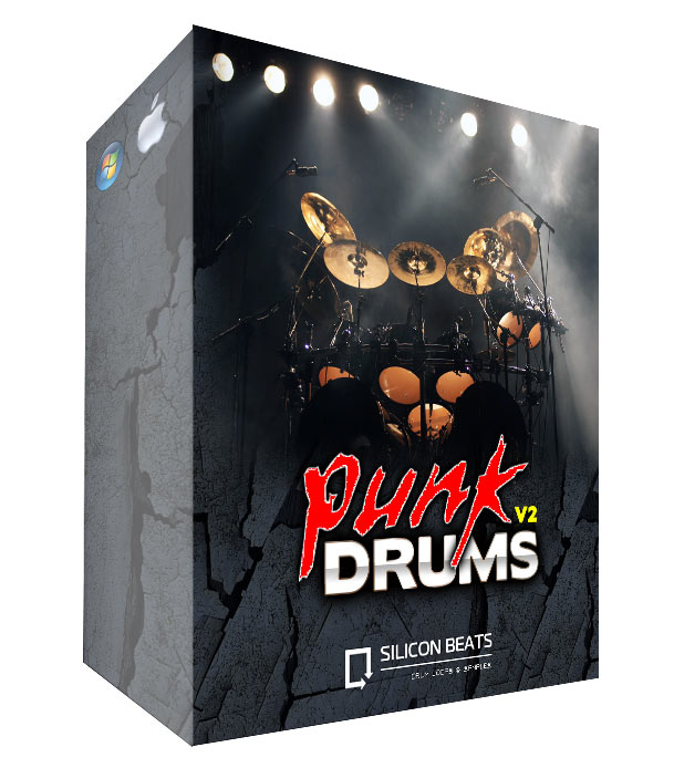 Punk Drums V2