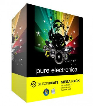 Pure Electronica , Dance Music Drum Samples