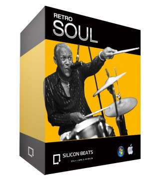 Download Retro Soul Drum loops