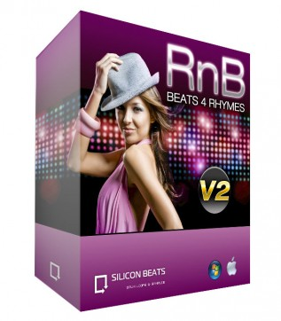 RnB Drum Loops - 'Beats 4 Rhymes V2'.