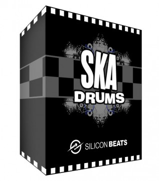 Ska Drum Loops - Instant Download Sample Pack.