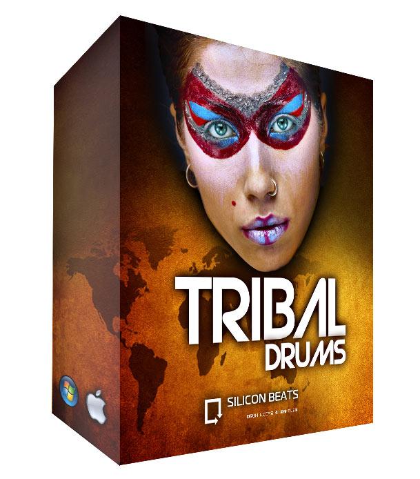 Tribal Drums V1 - Cinematic Ethnic Drum Loops