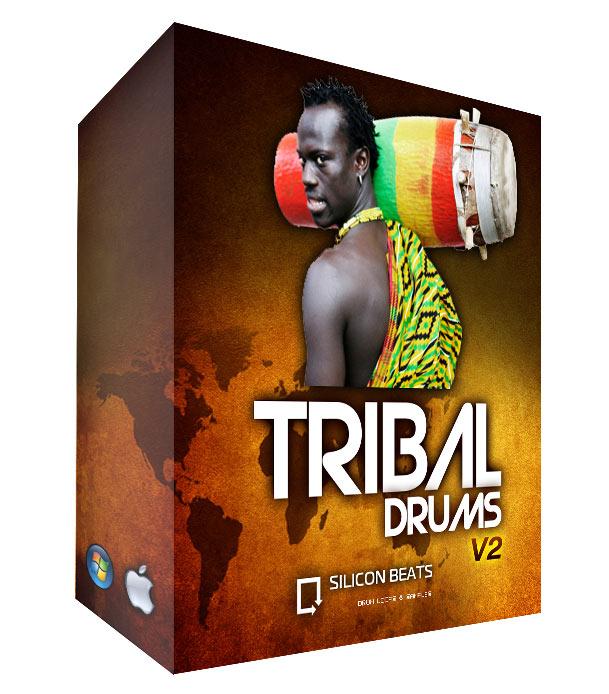 Tribal Drums - Cinema Loops & samples
