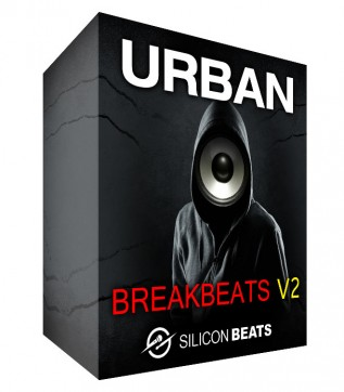 Urban Breakbeats V2 - Download Drum Loops