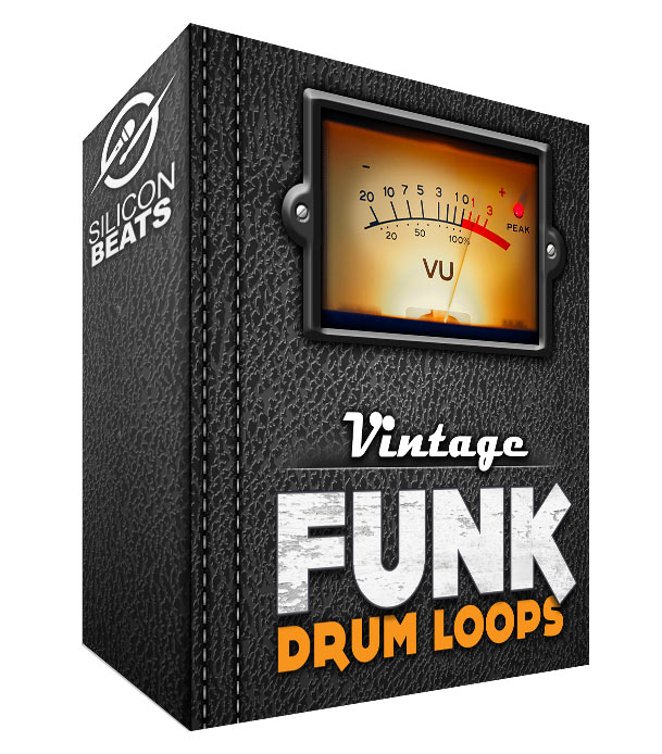 Vintage Funk Drum Loops - Download Now
