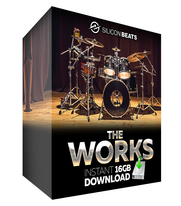 The Works Drum Loops Download