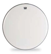 How to record a kick drum - drum head choices