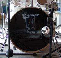 Kick Drum Sound Hole