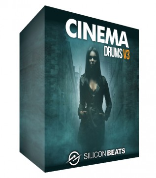 Cinema Drums V3 - Orchestral Percussion
