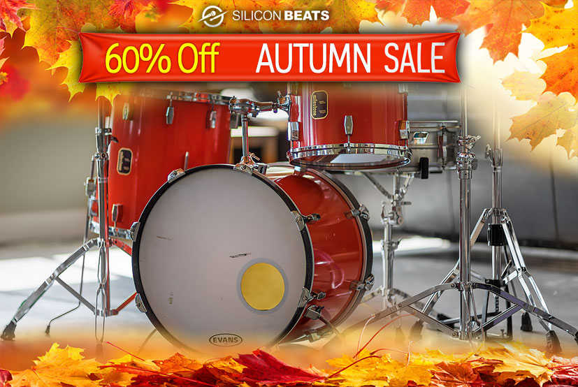 Download Drum Loops and Samples at Silicon Beats