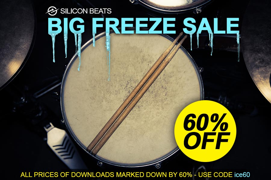 Drum Loops and Samples with a cool saving