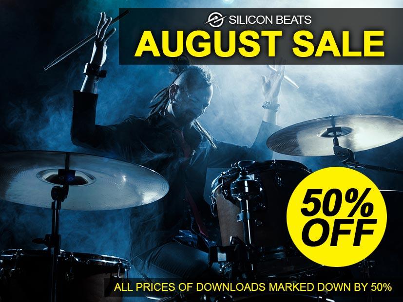 Drum Loops Download - August Sale