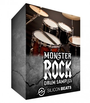 Monster Rock Drum Samples