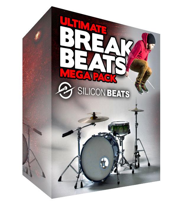 The Ultimate Breakbeats Mega Pack - Instant Download