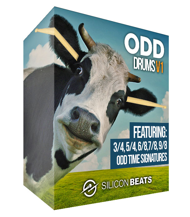 Odd Time Signature Drum Loops