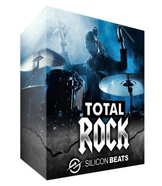 Total Rock Drum Loops - Instant Download