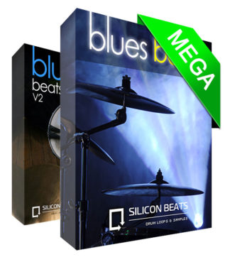 Download Blues Drum Loops in WAV, Apple Loops and Rex2 formats