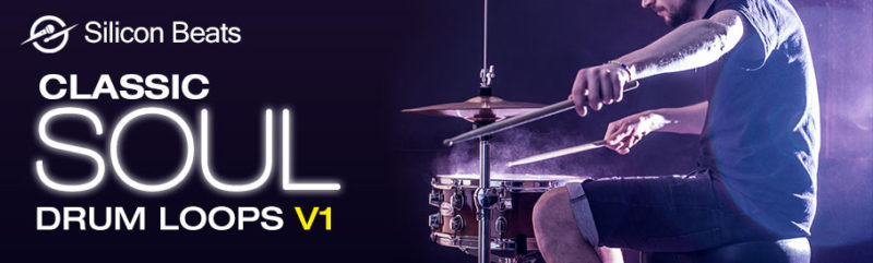 Soul Drum loops for Your Beats - Download 'Classic Soul V1' Now