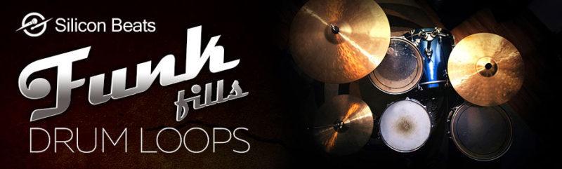 Funk Drum Fills - Silicon Beats