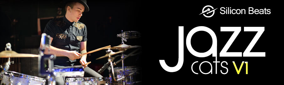Jazz Drum Loops and Drum Fills - Load Them into your DAW Now