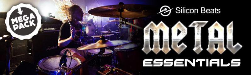 Metal Drum Loops - 371Mb of Skull Crushing Drum Grooves and Fills