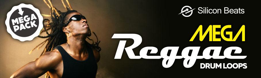 Reggae drum track