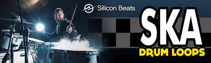 Ska Drum Loops - Say Hello to Your Skankin New Ska Drum Tracks