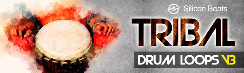 Tribal Drum Loops - Get Instant Action for Your Cinematic Movie Score